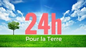 24 pour la Terre